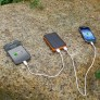 Li-Polymer Battery Pack - Charge 2 Cell Phones at the same time!