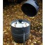 Barrel Hydro Housing with Cover